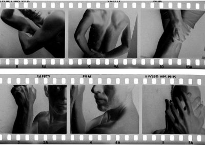 Untitled. Scans of a Model