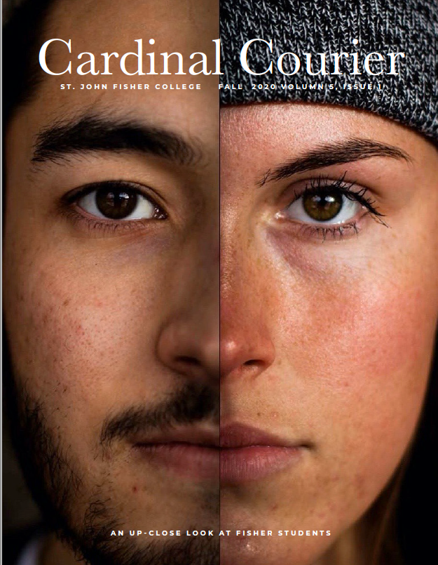 Cardinal Courier Cover